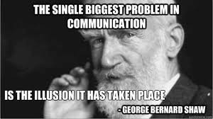 on Communication